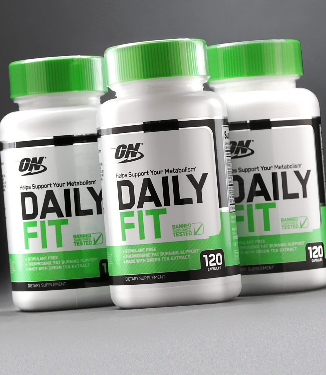 DAILY FIT METABOLISM SUPPORT